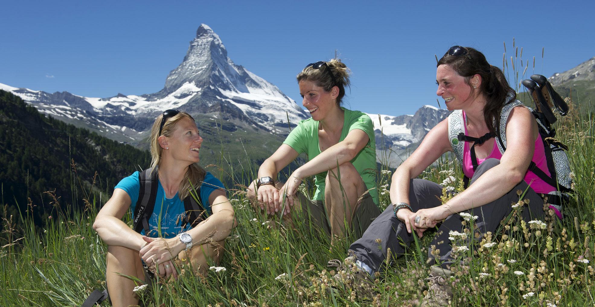 Die Frauen aus Zermatt
